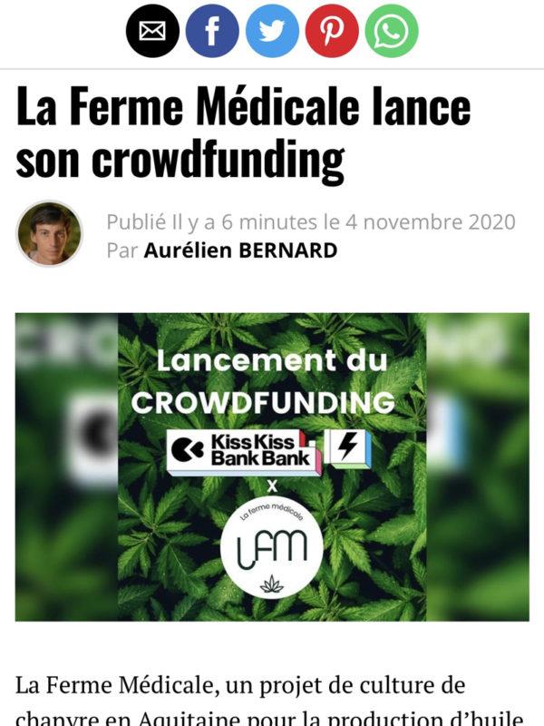 La Ferme Medicale-On parle de nous- article-Newsweed-1_3