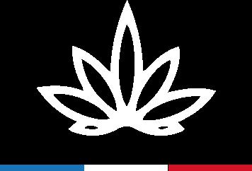 La ferme médicale - drapeau feuille cbd made in france